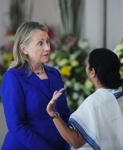 Hilary in India