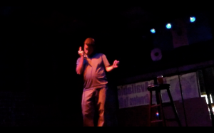 Noodlebowl Comedy Show-Mark McCall