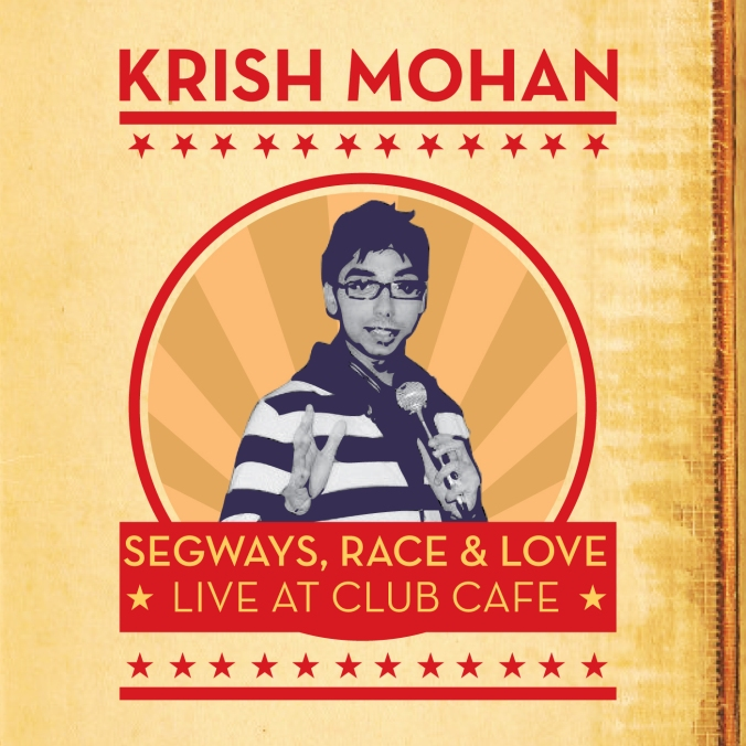 Segways, Race & Love by Krish Mohan