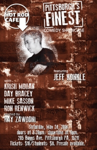 Pittsburgh's Finest Comedy Showcase