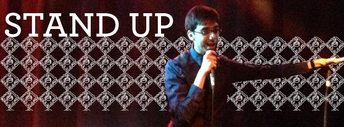 Stand Up Comedy from Comedian Krish Mohan