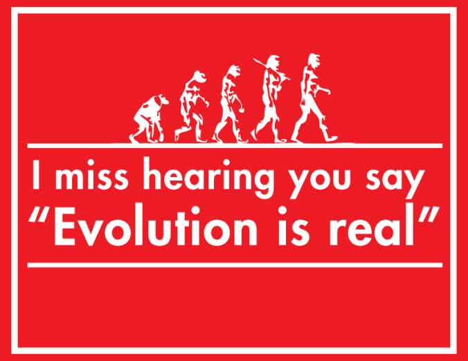 EvolutionisReal