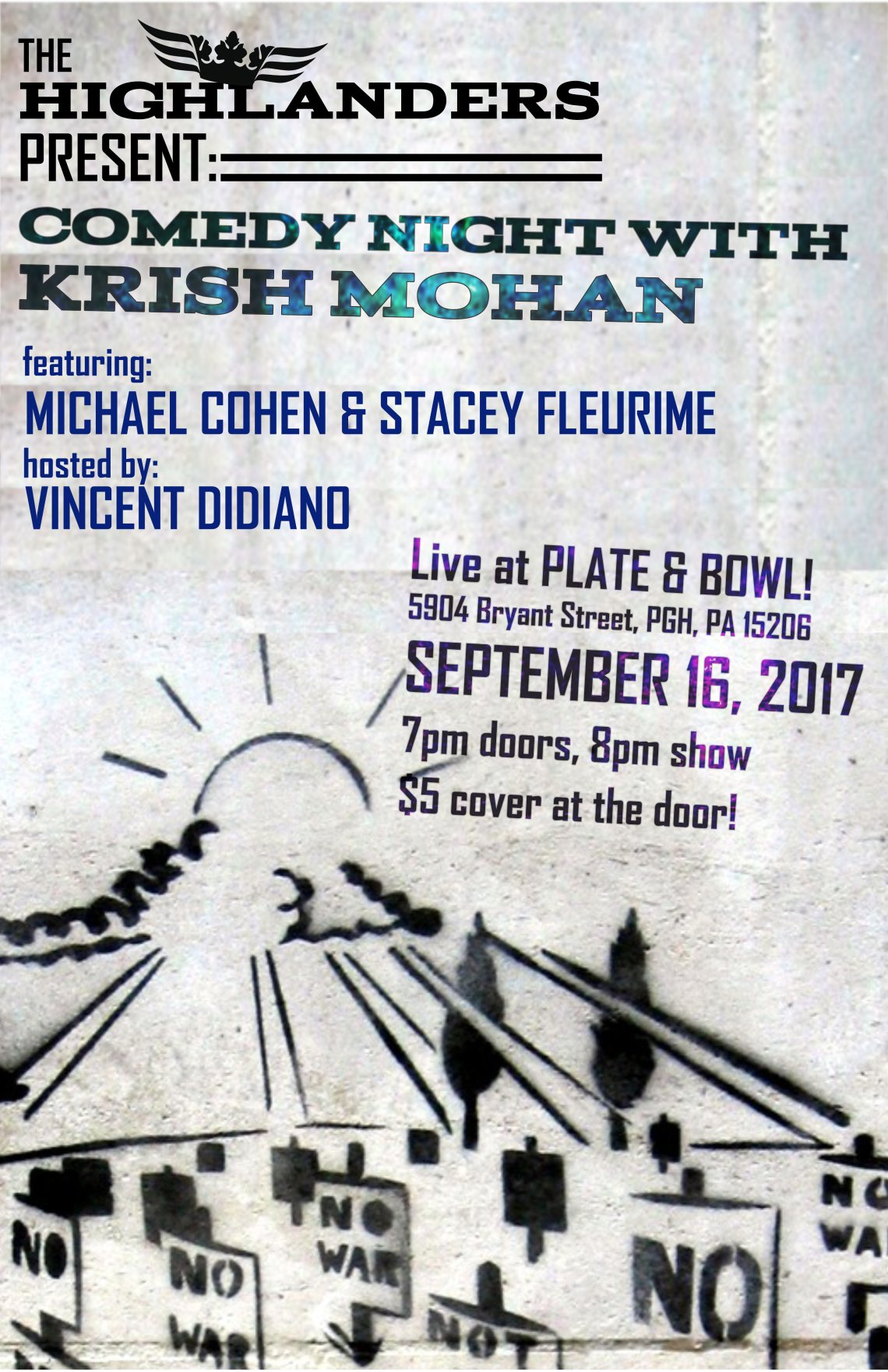Plate&BowlPoster-091617Comedy