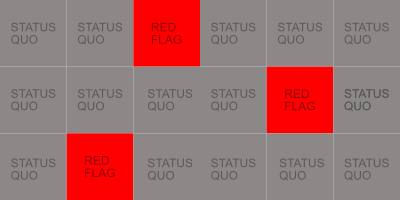 Red Flags: A Story About Tumultuous Housing!