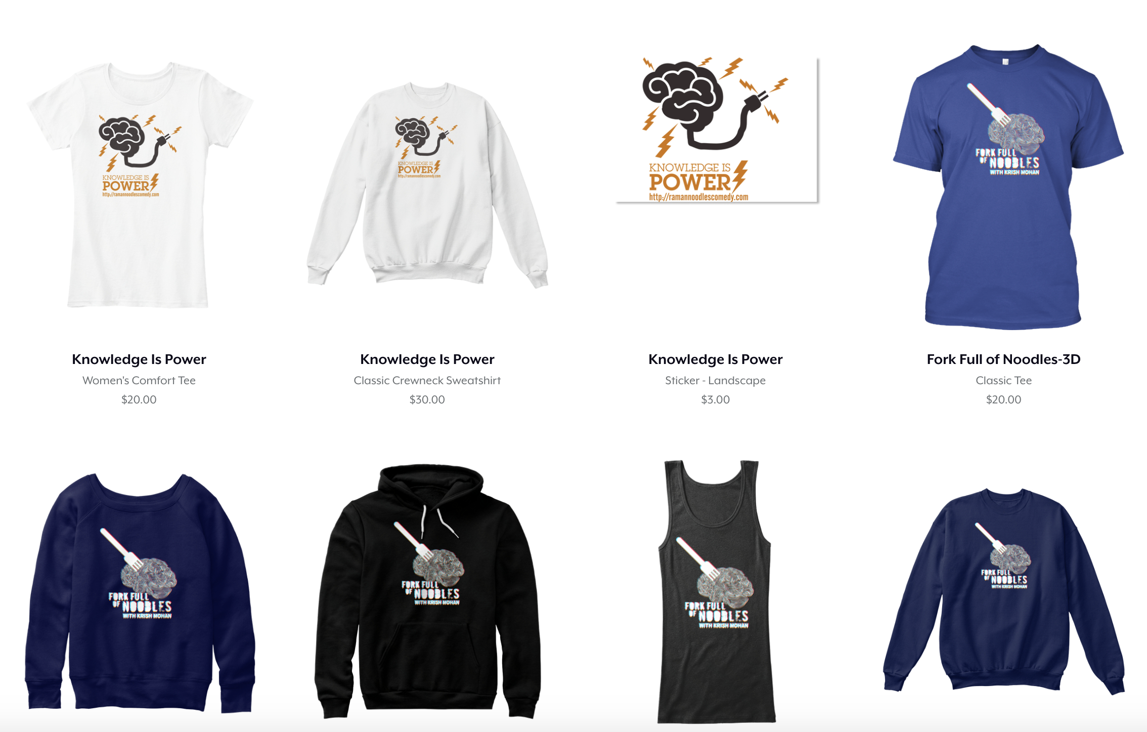 *NEW* Apparel Available For A Discount! Expires September 30th!