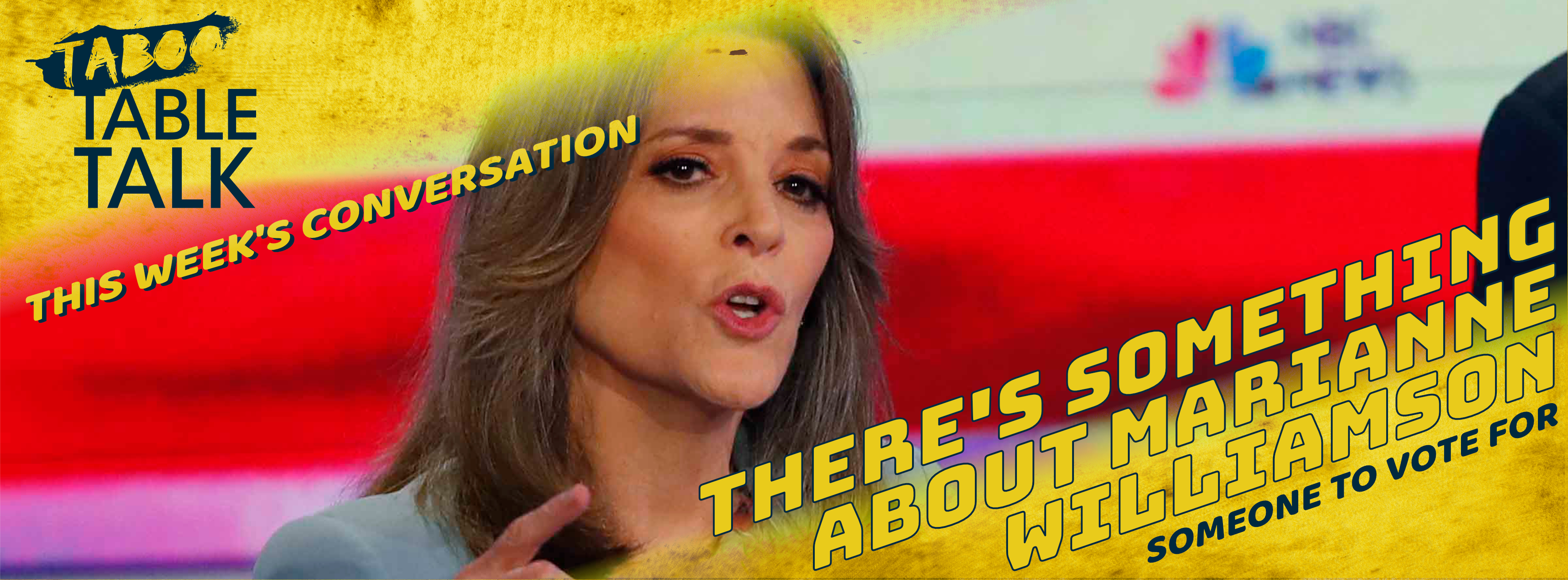 The Dispatch: There's Something About Marianne Williamson