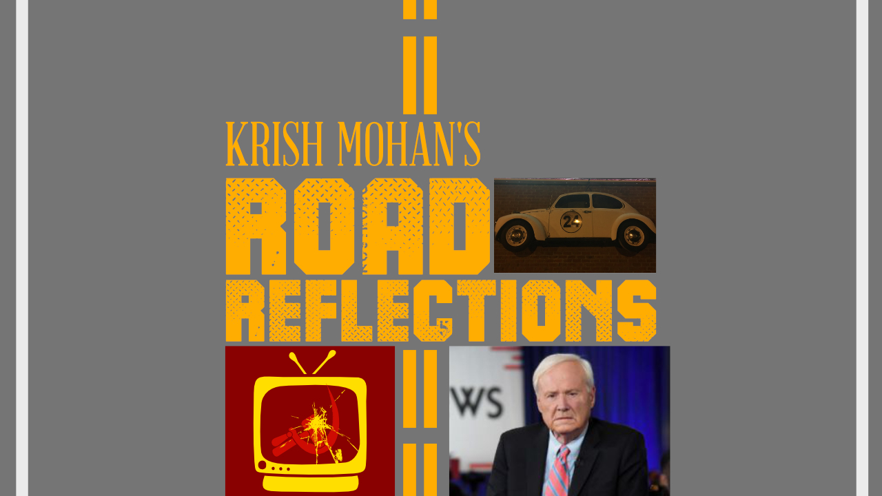 Why Chris Matthews Freaked Out Over Bernie's Lead! [Road Reflections]