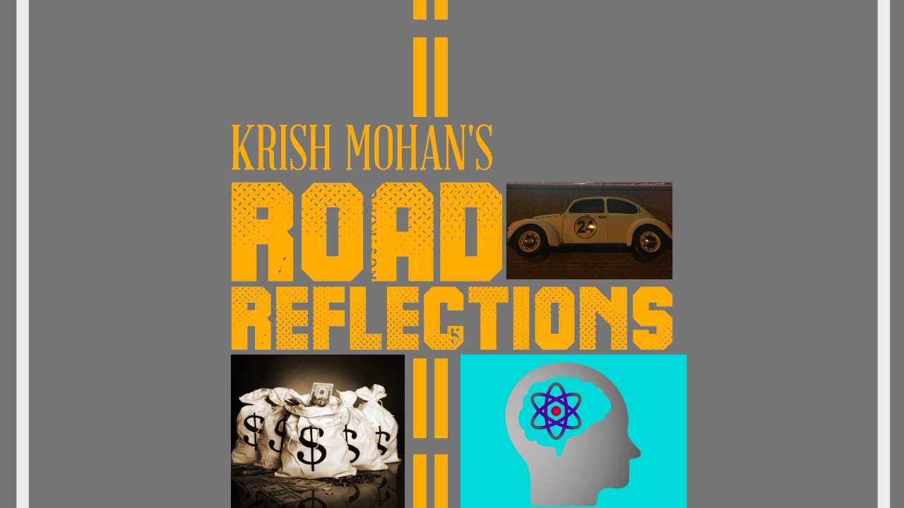 Road Reflections #79 – The Human Ego: Excess, American Hubris & Close Minds!