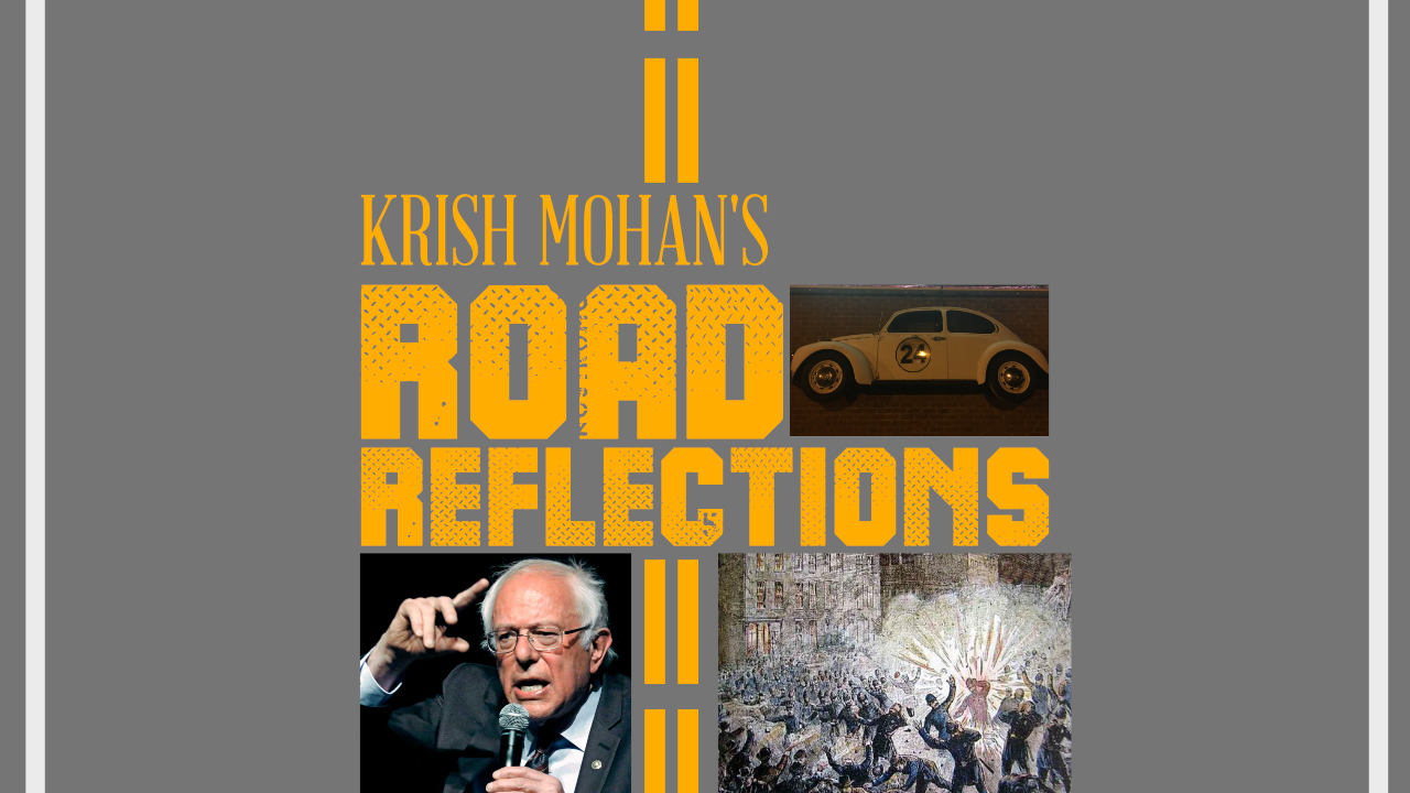 Bernie's Out, But The Movement Goes On! [Road Reflection]