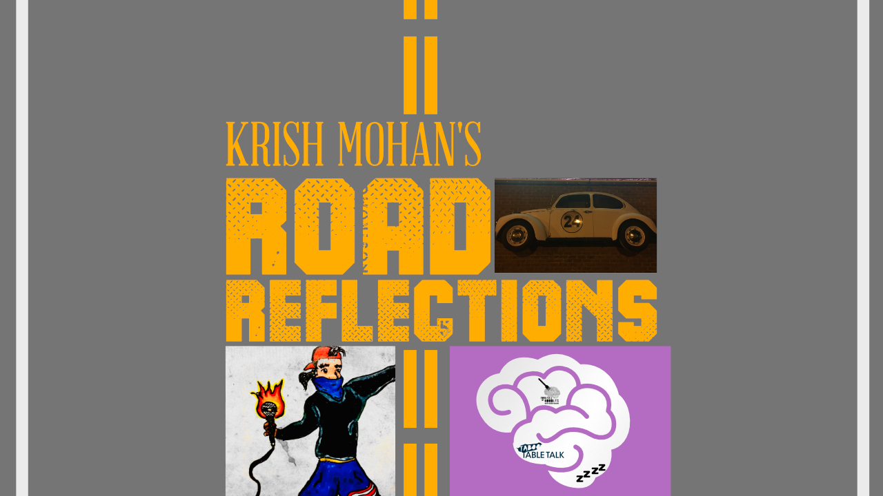 What Our Mental Healths Might Be Like Post COVID! [Road Reflection]
