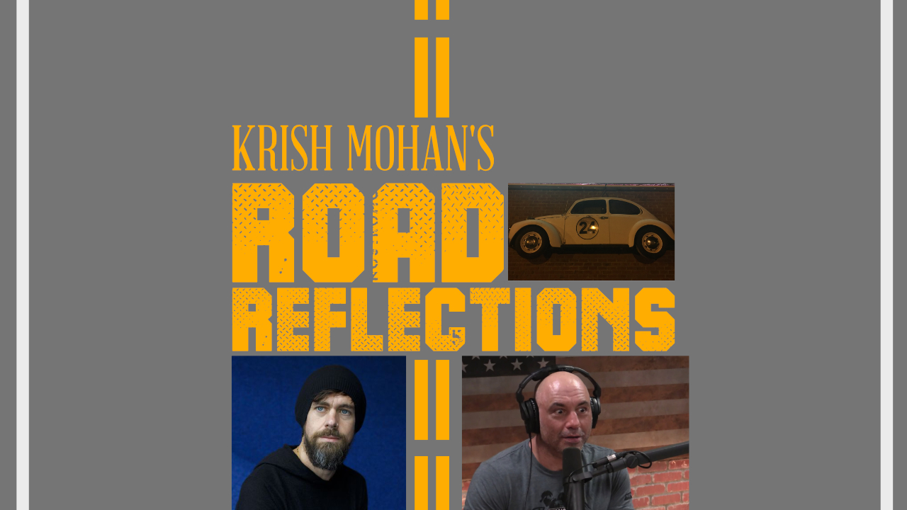 Spotify Benefits With Acquiring The Joe Rogan Experience [Road Reflections]
